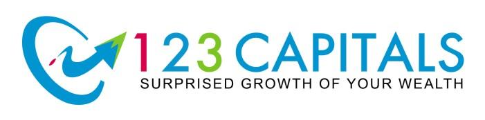 123 Capitals Logo