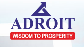 Adroit Financial Services Logo