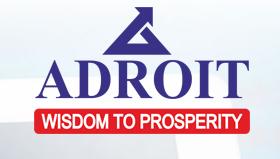 Adroit Financial Services Pvt Ltd Logo
