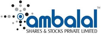 Ambalal Shares And Stocks Logo