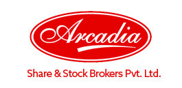 Arcadia Share And Stock Brokers Logo