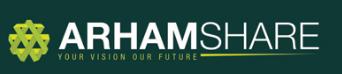 Arham Share Consultants Logo