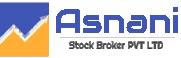 Asnani Stock Broker Logo