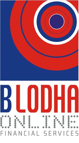 B Lodha Stock Brokers Logo