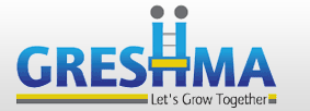 Greshma Shares And Stocks Ltd Logo