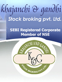 Khajanchi And Gandhi Stock Broking Logo