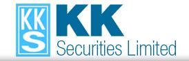 KK Securities Logo