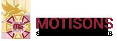 Motisons Shares Pvt Ltd Logo