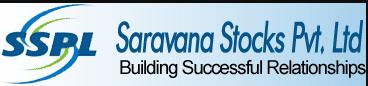 Saravana Stocks Logo