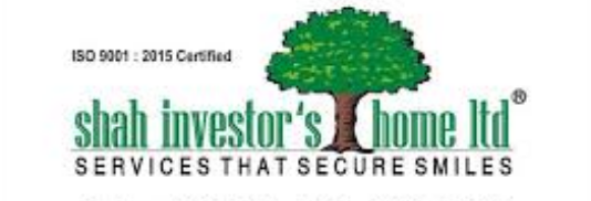 Shah Investors Home Ltd Logo