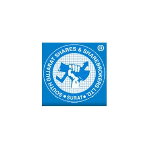 South Gujarat Shares And Sharebrokers Ltd Logo