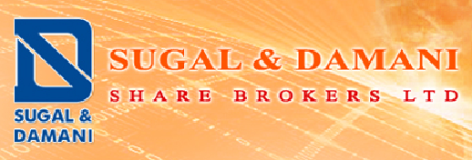 Sugal And Damani Share Brokers Logo